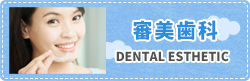 審美歯科 DENTAL ESTHETIC